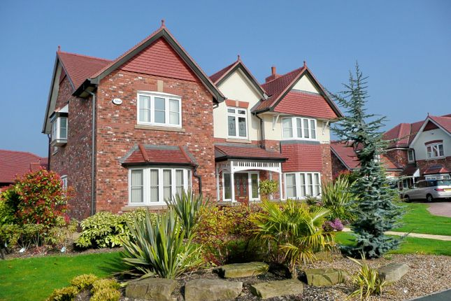 Thumbnail Detached house to rent in Harrow Close, Wilmslow