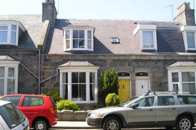 Thumbnail Terraced house to rent in View Terrace, Rosemount, Aberdeen