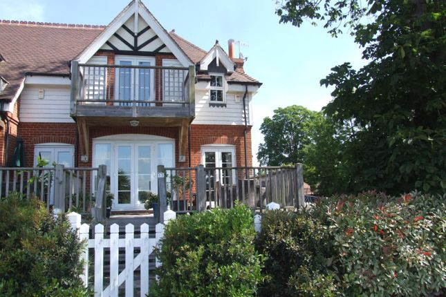 Thumbnail Semi-detached house to rent in Wharf Lane, Bourne End