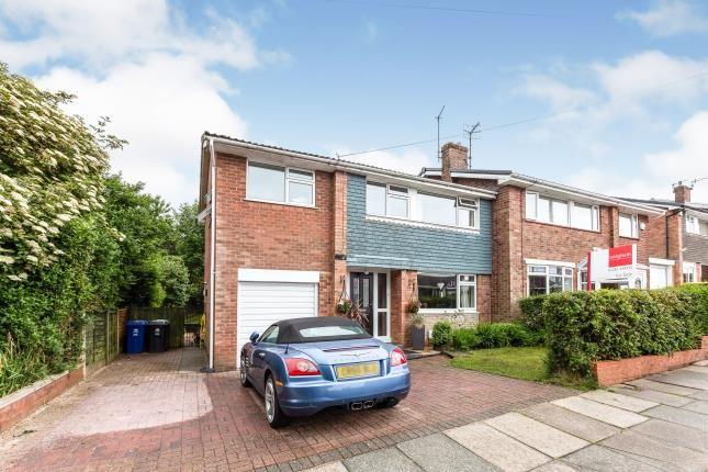 Thumbnail Semi-detached house for sale in Calderbrook Avenue, Burnley, Lancashire