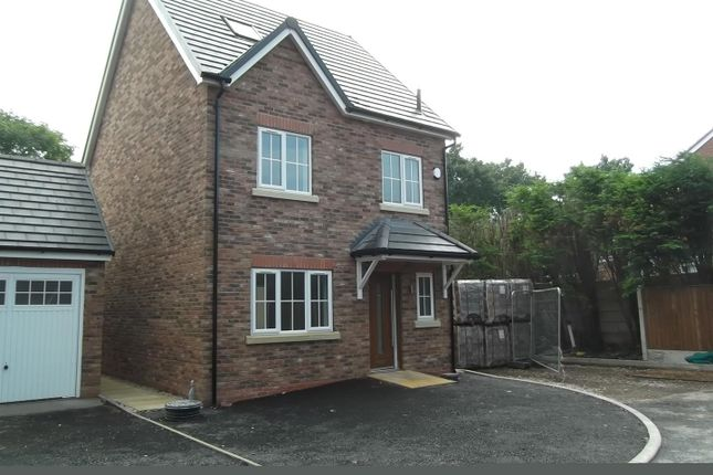Thumbnail Detached house for sale in Badgers Close, Warrington Road, Rainhill