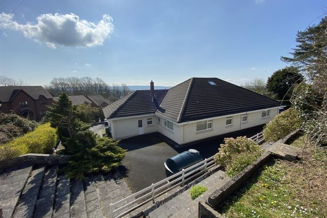 Thumbnail Detached bungalow for sale in Ferry Road, Kidwelly