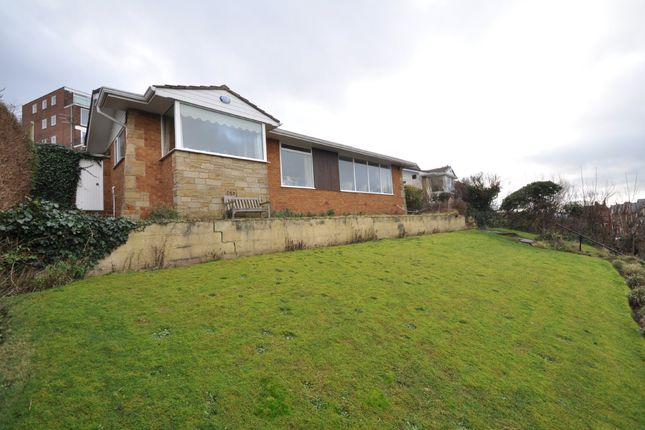 Thumbnail Detached bungalow for sale in Warren Drive, Wallasey
