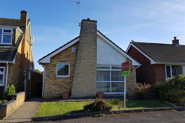 Thumbnail Detached bungalow to rent in Halifax Close, Wroughton, Wiltshire