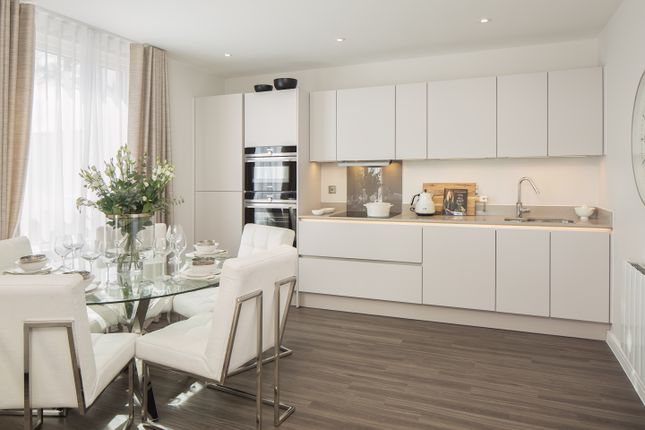 Thumbnail Flat for sale in Plot 195, West Park Gate, Acton Gardens, Bollo Lane, Acton, London