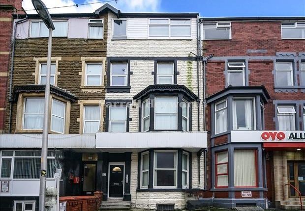 Thumbnail Flat for sale in Charnley Road, Blackpool