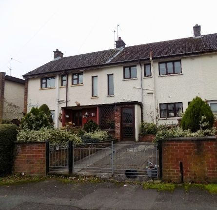 Thumbnail Terraced house to rent in Leamington Place, Lisburn