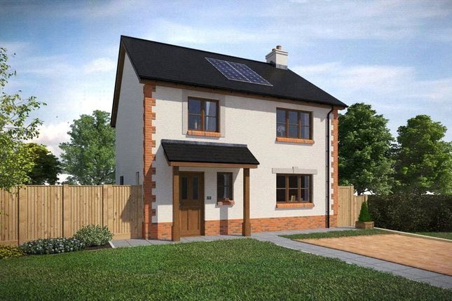 Thumbnail Detached house for sale in Plot 19, Phase 2, The Pembroke, Ashford Park, Crundale