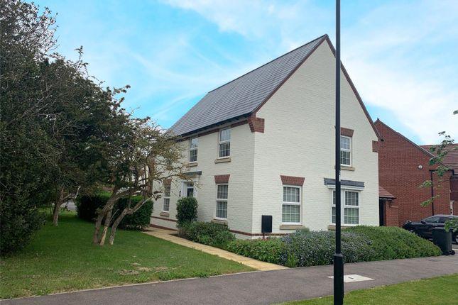 Thumbnail Detached house for sale in Alexander Avenue, Angmering, Littlehampton