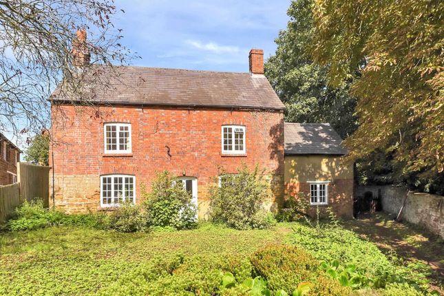 Thumbnail Detached house for sale in Creaton, Northampton, Northamptonshire