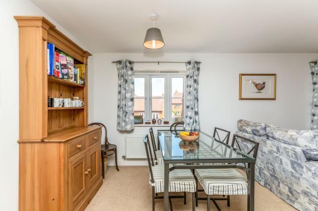 Dining Room of Cygnus Way, Brackley, Northamptonshire NN13