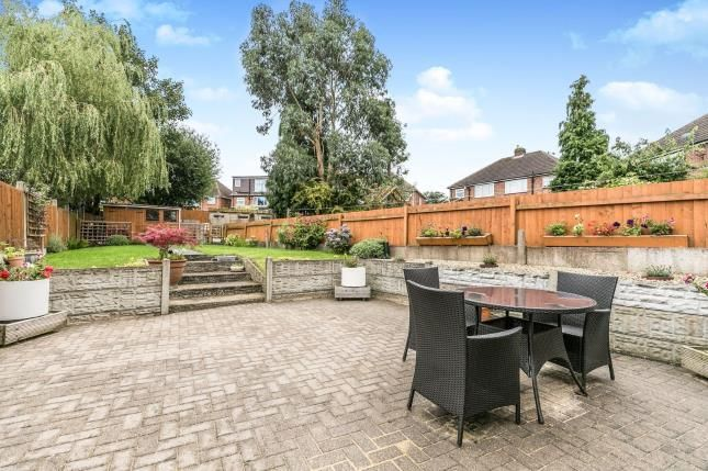 Rear Garden of Alvechurch Road, Northfield, Birmingham, West Midlands B31