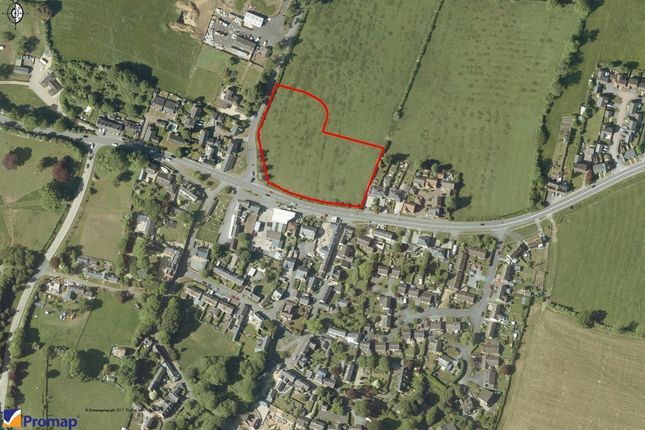 Thumbnail Land for sale in Station Road/Pincet Lane, North Kilworth, Lutterworth