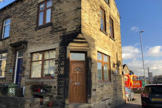 Thumbnail End terrace house to rent in Bradford Road, Stanningley, Pudsey