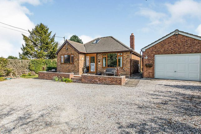 Thumbnail Bungalow for sale in Pontefract Road, Thorpe Audlin, Pontefract, West Yorkshire