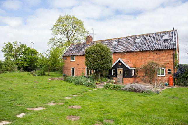 Thumbnail Farmhouse to rent in Middleton, Saxmundham