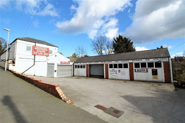 Thumbnail Commercial property for sale in Westwood Road, Scarborough