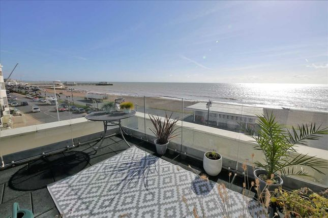 Thumbnail Maisonette for sale in Marine Parade, Worthing