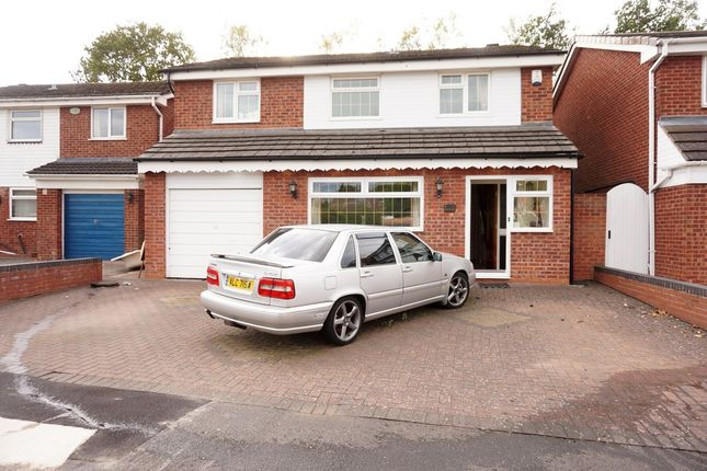 Thumbnail Detached house for sale in Sunningdale Close, Handsworth, Birmingham
