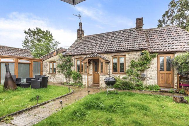 Thumbnail Detached bungalow for sale in School Lane, Luckington, Chippenham