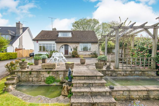 Thumbnail Bungalow for sale in Cupernham Lane, Romsey