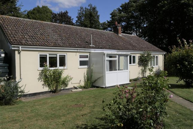 Detached bungalow for sale in Hill House Lane, Needham Market, Ipswich