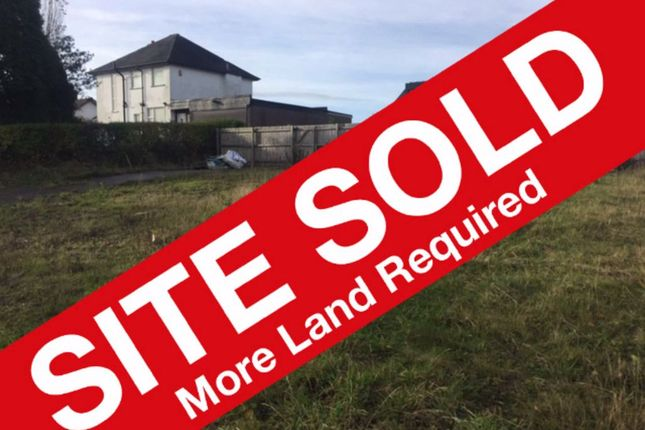 Thumbnail Land for sale in Tomfields, Bignall End, Stoke-On-Trent
