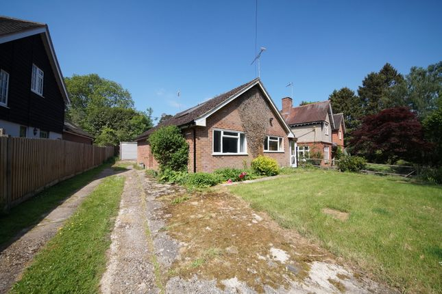 Thumbnail Detached bungalow for sale in Blackstock Lane, Nately Scures, Hook
