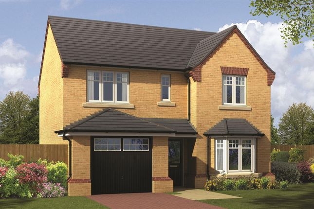 Thumbnail Detached house for sale in Lavender Fold, Mapplewell, Barnsley