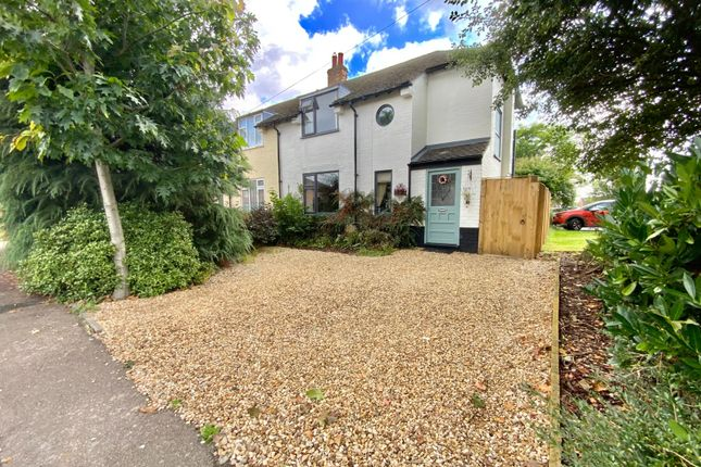 2 bed semi-detached house for sale in Main Street, Asfordby, Melton Mowbray LE14