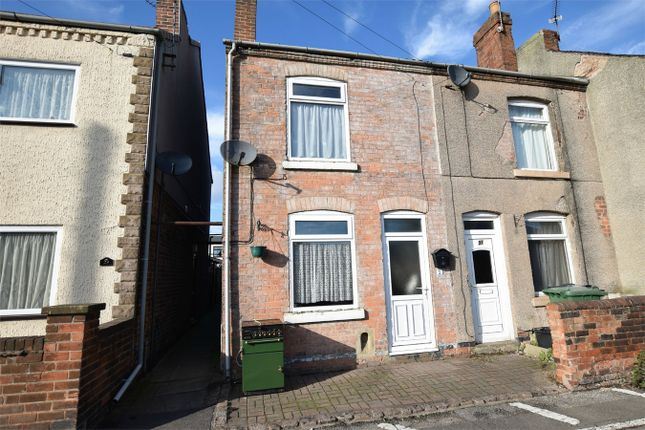 Thumbnail Terraced house to rent in Shaw Street, Riddings, Alfreton, Derbyshire