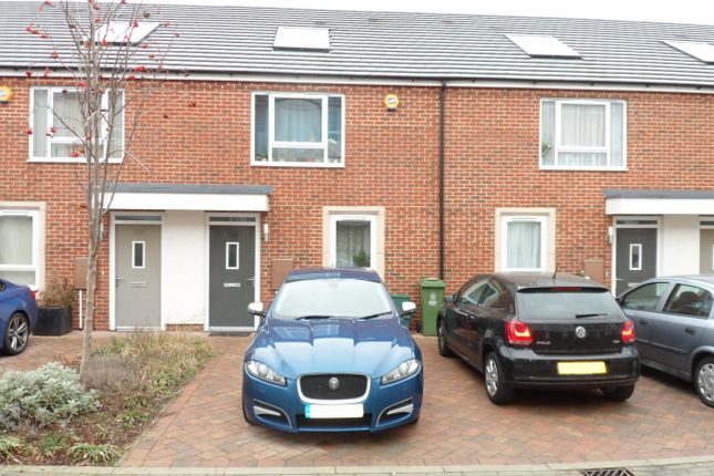 Thumbnail Terraced house to rent in Alcock Crescent, Crayford