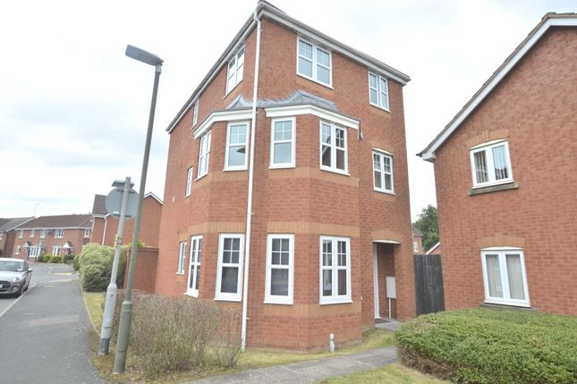 Thumbnail Detached house for sale in Wheal Road, Tewkesbury, Gloucestershire