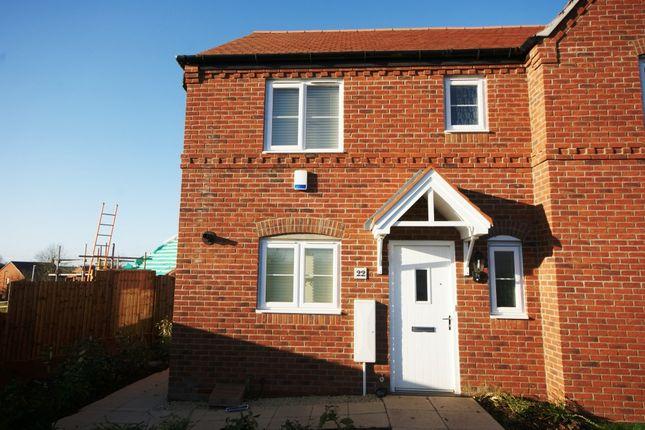 Thumbnail Property to rent in Badgers Way, Bishopton, Startford Upon Avon, Warwickshire