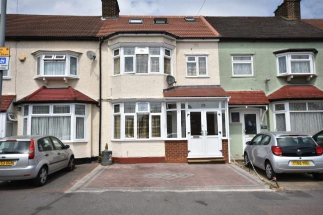 Thumbnail Terraced house for sale in Gantshill Crescent, Ilford