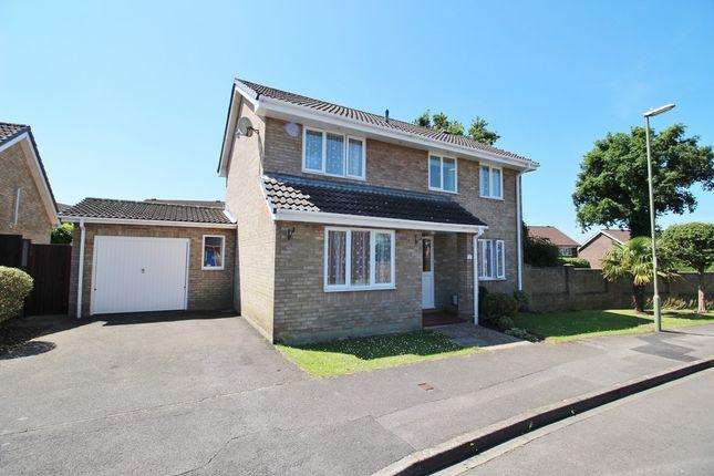 Thumbnail Detached house for sale in Clarendon Crescent, Fareham