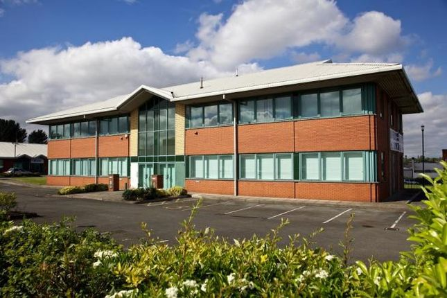 Office to let in Salford Innovation Park, Salford
