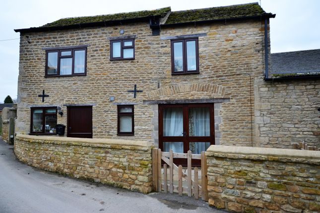 Thumbnail Detached house to rent in Main Street, Yarwell, Peterborough