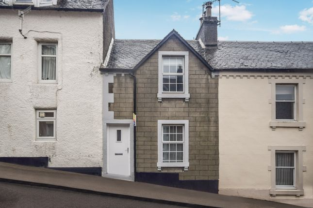 1 bed terraced house for sale in Hill Street, Crieff PH7