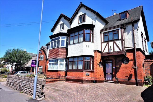 Thumbnail Semi-detached house for sale in Heath Lane, West Bromwich