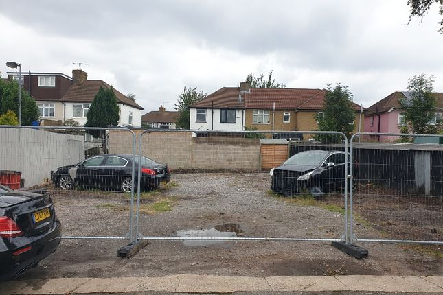 Thumbnail Land to let in Lincoln Road, Enfield