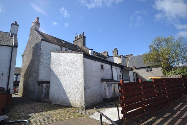 Thumbnail Duplex for sale in Main Street, Cumbernauld