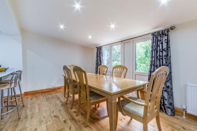 Dining Area of Hill Court, Chattenden, Rochester, Kent ME3