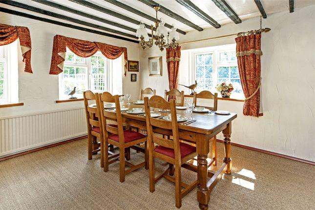 Dining Room of Smallbrook Lane, Compton Dando, Bristol BS39
