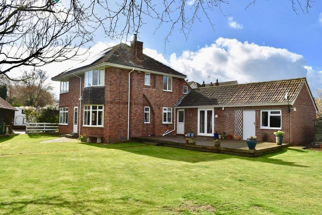 Thumbnail Detached house for sale in Tamar Avenue, Taunton