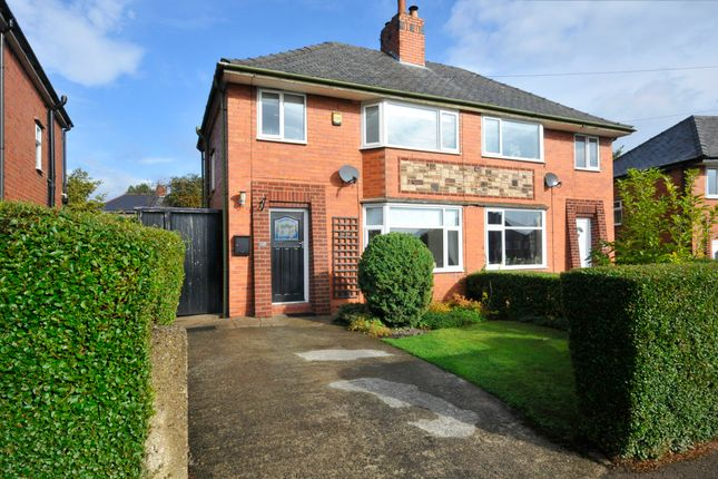 Thumbnail Semi-detached house for sale in Selhurst Road, Chesterfield