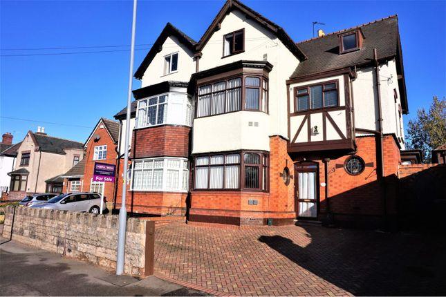 Thumbnail Semi-detached house for sale in Heath Lane, West Bromwich