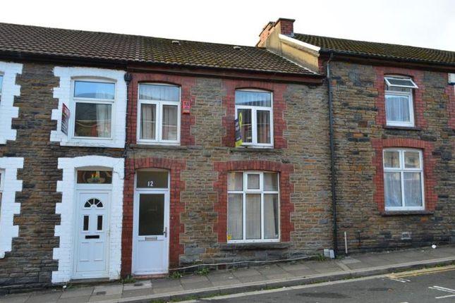 4 bed terraced house to rent in Brook Street, Treforest, Pontypridd