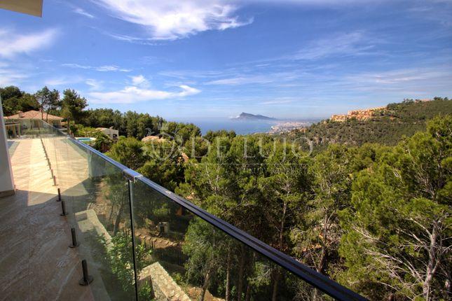 Thumbnail Villa for sale in Altea Hills, Altea, Alicante, Valencia, Spain