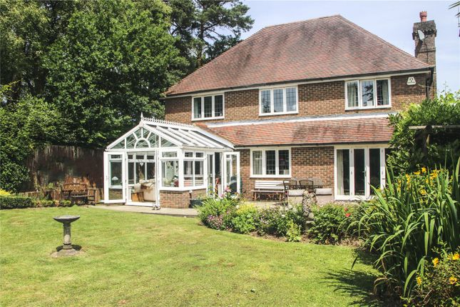 Thumbnail Detached house for sale in Beaconsfield Road, Chelwood Gate, Haywards Heath
